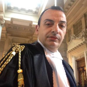 L'avvocato Pierluigi Mancuso