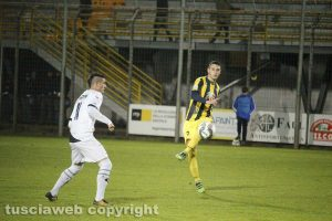 Sport - Calcio - Viterbese - Federico Pacciardi