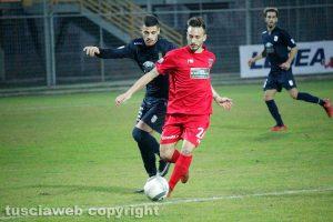 Sport - Calcio - Viterbese - Alessandro Di Paolantonio