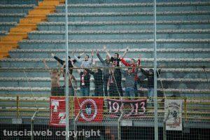 Sport - Calcio - I tifosi del Teramo