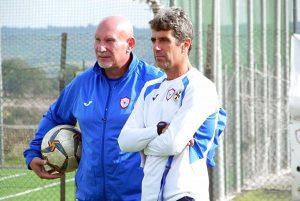 Sport - Calcio - Monterosi - Perrone e Cerbella