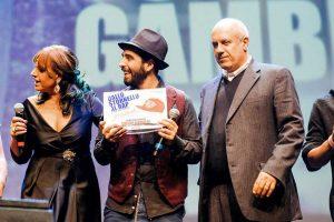 Roma - Dallo stornello al rap - Il vincitore Simone Gamberi