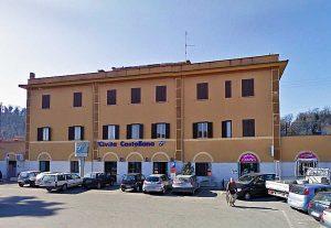 Civita Castellana - La stazione