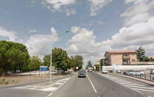 Viterbo - Strada Teverina
