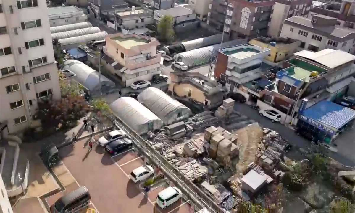 Sudcorea, terremoto 5.5 nel Sud-Est