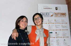 Tarquinia - Federica Lenzo e Diletta Alessandrelli