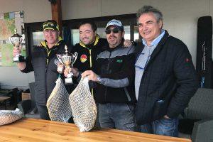 Sport - Pesca sportiva - il memorial Agostino Ricci