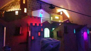 Viterbo - Caffeina Christmas village - Villaggio degli elfi
