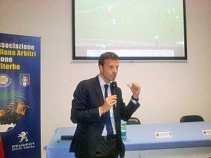 Sport - La Penna, arbitro di serie B
