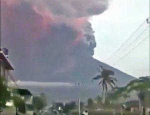 Bali - il vulcano
