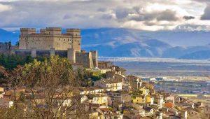 Il castello di Celano