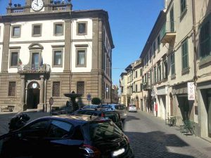 Vetralla - Il centro storico