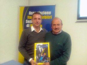 Da sinistra Riccardo Tozzi e Luigi Gasbarri