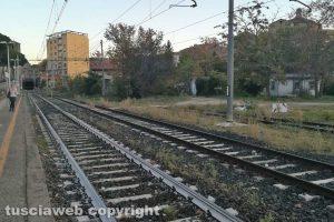 Viterbo - La ferrovia