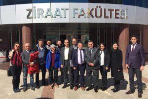 I delegati del progetto Erasmus Plus