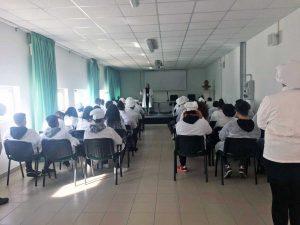 Acquapendente - Studenti in visita alla Ilco