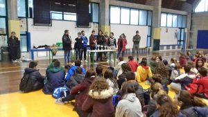 Sport - Trofeo città Montefiascone - Premiazione