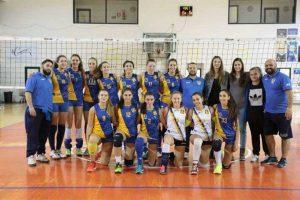 Sport - Pallavolo - Vbc Viterbo - Le ragazze della serie D
