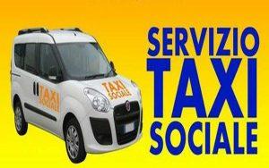 Servizio taxi sociale