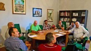 Comitato Farnese - Il tavolo di lavoro