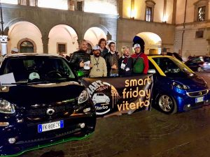 Viterbo - Un momento di Smart night