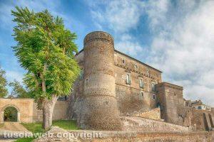 Il castello di Gallese