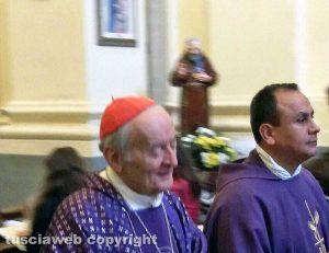 Montalto di Castro - Il cardinal Paolo Sardi