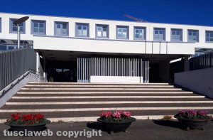 Viterbo - Il tribunale