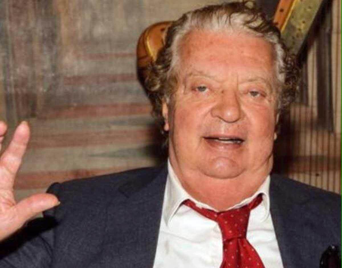Cecchi Gori uscito dal coma, lo conferma Rita Rusic