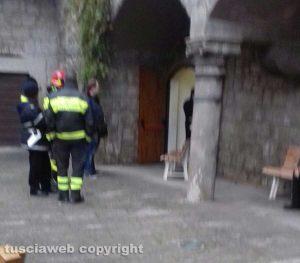 """Viterbo - I vigili del fuoco al centro """"ApertaMente"""""""