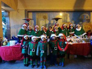 Marta - Il mercatino di Natale delle mamme elfe