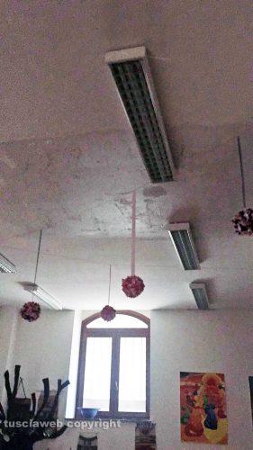 """Viterbo - Centro """"ApertaMente"""" - Piove dal soffitto"""