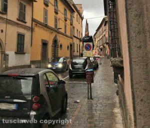 Viterbo - Via Maria Santissima Liberatrice
