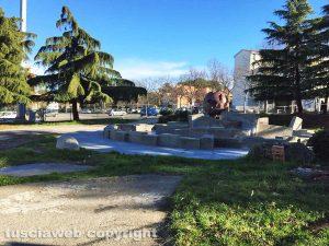 Viterbo - La Fontanasfera