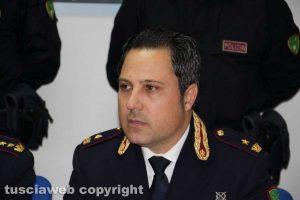 Sanremo - Delitto di via Santa Lucia - Fermo di Ermanno Fieno - Martino Santacroce della polizia di frontiera