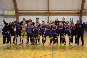 Sport - Calcio a 5 - B&A sport - La squadra