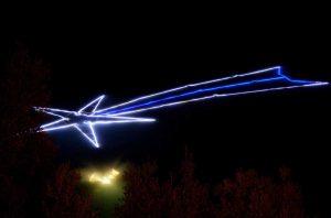 Capodimonte - La stella cometa subacquea