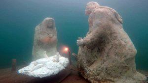 Capodimonte - Il presepe subacqueo