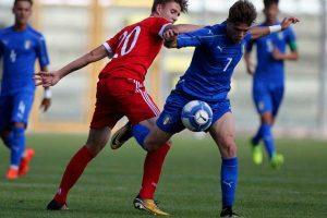 Sport - Calcio - La Nazionale under 18