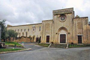 Tarquinia - Chiesa e convento di San Francesco