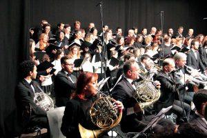 Viterbo - Il concerto di Natale all'Unione