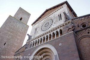 Tuscania - Basilica di San Pietro