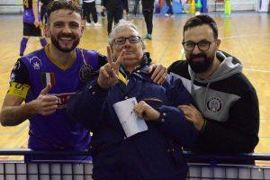 Sport - Calcio a 5 - B&A sport - Di Vittorio, Brugnoletti e Alves
