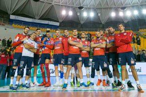 Sport - Pallavolo - I ragazzi della Scarabeo Gcf Roma