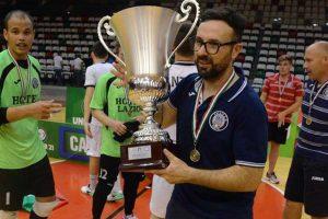 Sport - Calcio a 5 - B&A sport - Emanuele Di Vittorio