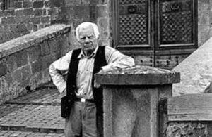 Enrico Castellani a Celleno - Foto inviate dal comune