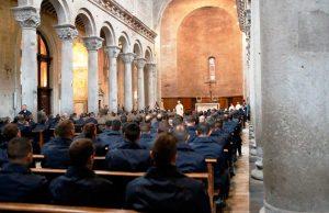 Viterbo - La celebrazione del precetto militare interforze