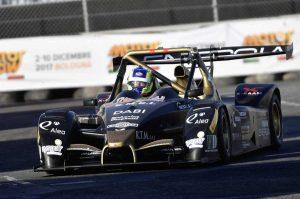 Sport - Motori - Gianluca Carboni a bordo della Wolf GB08 CN2