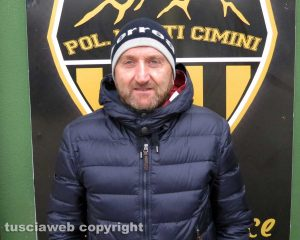 Sport - Calcio - Gianni-Patrizi, allenatore polisportiva Monti Cimini