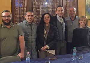 Bomarzo- I circoli Pd e Mo.Ri. incontrano il presidente della provincia Pietro Nocchi